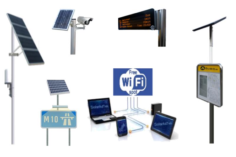 Off-grid Solar Power equipment
